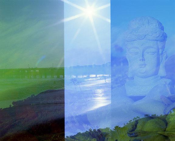 Buddha Tryptic